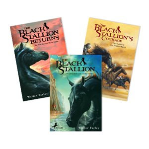 Series Sampler - Black Stallion (5 Bk Set)