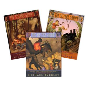 Series Sampler - Sisters Grimm (5 Bk Set)
