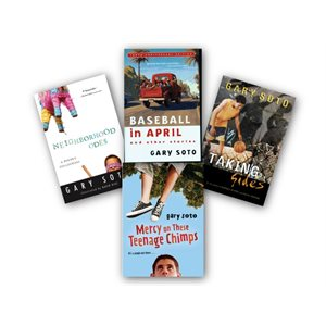 Favorite Author Study - Gary Soto (4 Bk Set)
