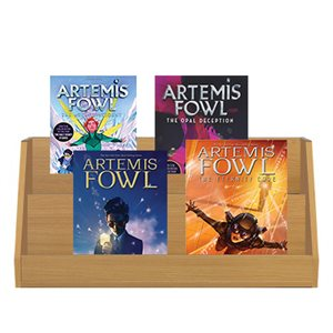 Series Sampler - Artemis Fowl  (4 Books)