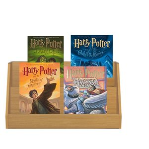 Series Sampler - Harry Potter  (4 Books)