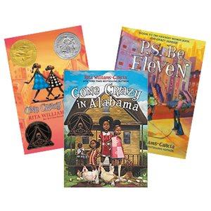 Series Sampler - Gaither Sisters by Rita Williams-Garcia  (3 Books)