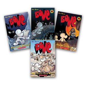 Bone (9 Bk Set)