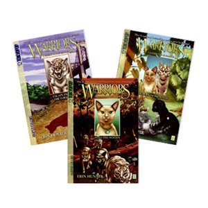 Warriors (9 Bk Set)