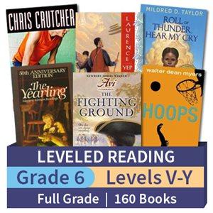 Grade 6 Full Grade Set (160 Books)
