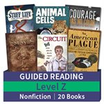 Guided Reading Collection: Level Z Nonfiction (20 books)