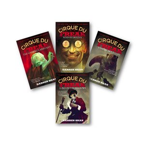 Cirque Du Freak (12 bk set)