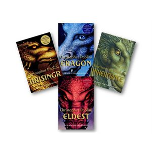 The Inheritance Cycle (4 bk set)