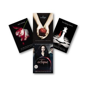 Twilight (4 bk set)