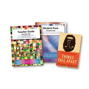Things Fall Apart Teach and Learn Collection (3 bk set)