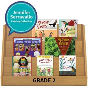 Jennifer Serravallo Go-To Books - Grade 2 (15 Books)