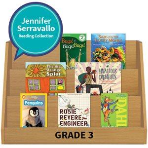 Jennifer Serravallo Go-To Books - Grade 3 (15 Books)