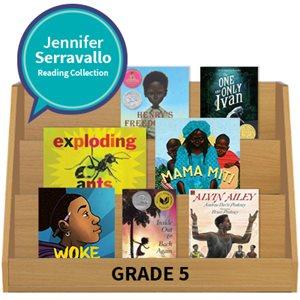 Jennifer Serravallo Go-To Books - Grade 5 (15 Books)