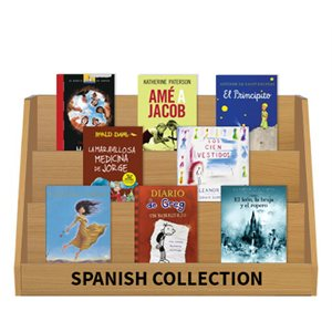 Fiction Favorites (12 Books) Spanish
