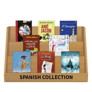 Fiction Favorites (12 Books) Spanish