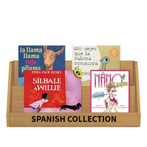 Fiction Favorites (7 Books) Spanish