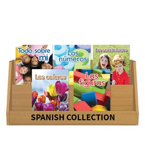 Wordless Books (6 Books) Spanish