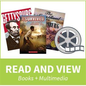 Gettysburg - Grades 3-5 (5 Items)