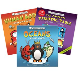 Basher Science (4 Books)