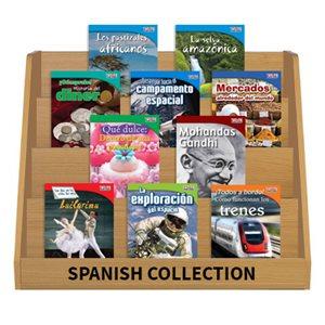 TIME FOR KIDS® Nonfiction Readers Grade 3 (11 Bk Set) Spanish