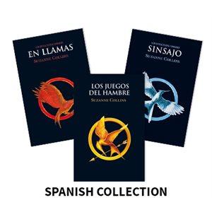 Los Juegos Del Hambre (The Hunger Games) (3 Bk Set) Spanish