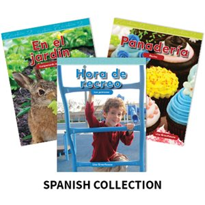 Mathematics Readers Grades K-1 (19 Bk Set) Spanish