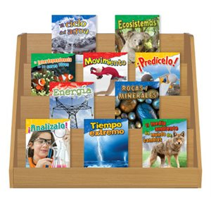 Grade 2-3: Science Assorted (32 Books) Spanish