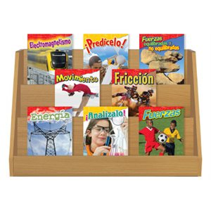 Grade 2-3: Physical Science & Science Practices (12 Books) Spanish