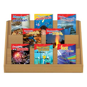Grade 4-5: Physical Science & Science Practices (12 Books) Spanish