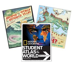 Geography (4 Books)