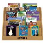 Social Studies Leveled Reading Collection - Grade 2 (72 Bk Set)
