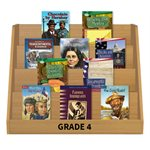 Social Studies Leveled Reading Collection - Grade 4 (60 Bk Set)