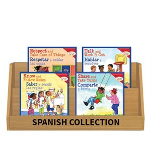 The  Learning to Get Along Series (6 Books) Spanish