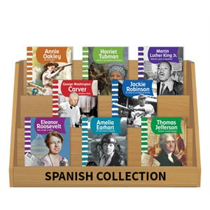 Biografías de estadounidenses (American Biographies) (16 Books)