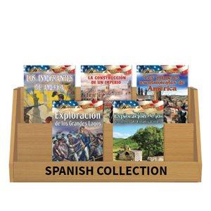 Historia de Estados Unidos (History of the United States) (6 Books)
