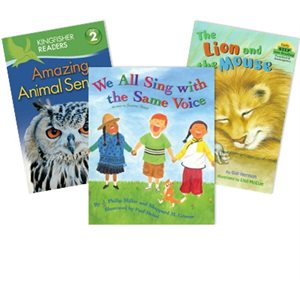 Journeys Grade 1 Unit 2- Sharing Time (5 Books)
