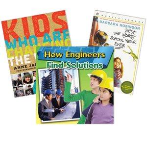 Journeys Grade 3 Unit 1- Good Citizens (5 Books)