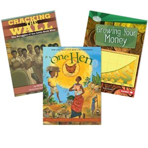 Journeys Grade 4 Unit 1- Reaching Out (4 Books)