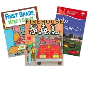 Wonders Grade 1- Our Community (7 Books)