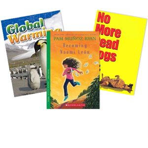 Wonders Grade 5- What's Next (3 Books)