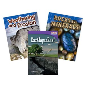 NGSS Grade 2 - Earth's Systems (6 Book Collection)