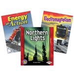NGSS Grade 3 -  Motion and Stability (5 Books)