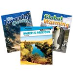NGSS Grade 5 - Earth's Systems (4 Books)