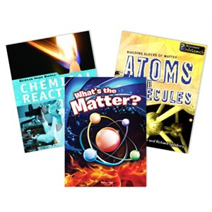 NGSS MS Physical Science - Matter and Its Interactions (3 Books)