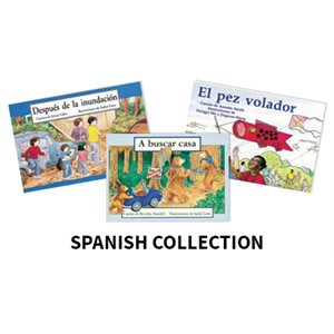 Reading Recovery Spanish Level 14 (5 bk set)