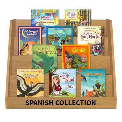 Authentic Spanish Language Collection- Grade 3 (28 Books)