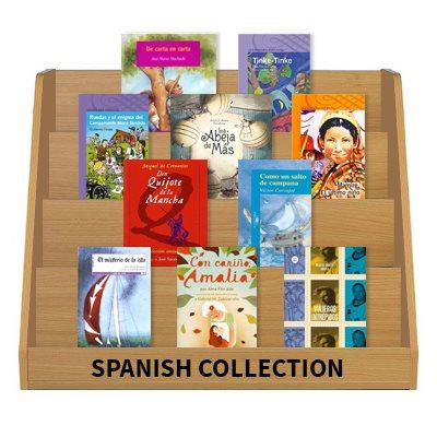 Authentic Spanish Language Collection- Grade 5 (20 Books)