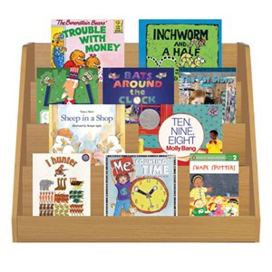 Grade K-1 Math Library (55 Books)