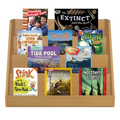 NGSS Grade 3 - Complete Collection (44 Books)