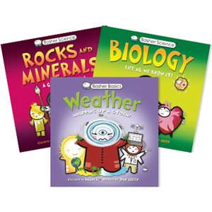 Basher Science (14 Books)